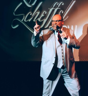 Kay Scheffel Solo Show